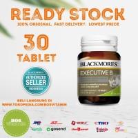 Blackmores Executive B Stress Formula BPOM Kalbe - 30 Tablet