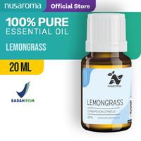 Nusaroma Lemongrass Essential Oil - 20 ML