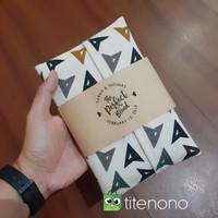 Tempat Tisu | Tissue Cover Bahan Kanvas Bisa Souvenir