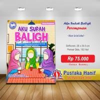 Buku Aku Sudah Baligh Memperkenalkan Tanda Baligh Perempuan