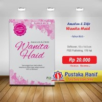 Buku Amalan dan Zikir Wanita Haid - PQS Publishing
