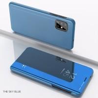 Case Vivo V19 V15 Y19 Y91/Y93/Y95 Y12/Y15/Y17 Flip Cover Mirror
