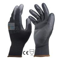 Sarung Tangan Safety Nylon Dilapisi Polyurethane Multi Purpose