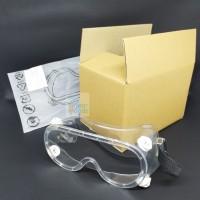 APD Goggle / Kacamata Safety Clear Lens Ventilated