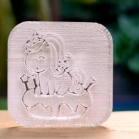 Unicorn #3 Soap Stamp stempel sabun MAGA