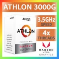 AMD Athlon 3000G 3.5Ghz (AM4)