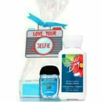 BATH & BODY WORKS BBW BEAUTIFUL DAY GIFT SET