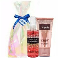 BATH & BODY WORKS BBW A THOUSAND WISHES GIFT SET