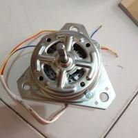 wash motor dinamo mesincuci Lg 2tabung.as10