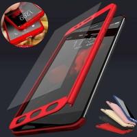 Case Full 360 Redmi Note 5 Pro Hard Depan belakang Anti Gores