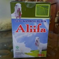 susu kambing bubuk Aliifa