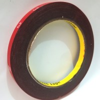 Double Tape 3M .. diameter 8mm Panjang 4.5 Meter