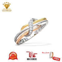 cincin berlian eropa VVSI (TB12)