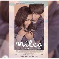 Milea[Suara Dari Dilan]:DVD Kaset Film