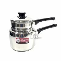 Panci Tim ZEBRA Steaming Pot CLASSIC 18cm 173318 (00230.00137)
