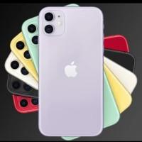 Iphone 11 128 Second Ori Ex Inter - Black