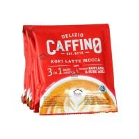 Caffino Delizio Kopi Instant 3 in 1 Latte Mocca 10 x 20 gr