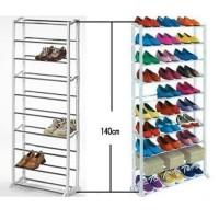 Rak Sepatu Murah & Unik Muat 30 pasang (Amazing shoe rack)