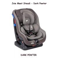 Car Seat Kursi Mobil Bayi & Anak Joie Steadi dark pewter