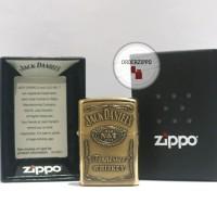 Zippo Original Jack Daniels 245BJD.428