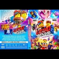 Dvd film animasi:LEGO THE MOVIE 2(2019)