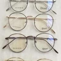frame kacamata wanita Oval kotak bulat