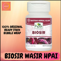 BIOSIR HPAI - AMPUH UNTUK WASIR