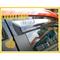 Talang Air Slim Honda Brio - Sidevisor Side Visor Slim Brio