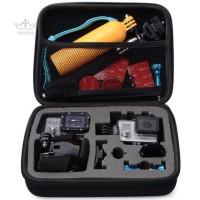 for Go Pro GoPro Hero 3 3+ 4 5 Action Cam Camera Case Bag Travel