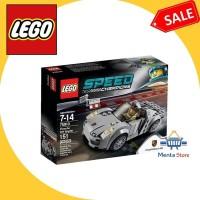 Unik LEGO 75910 Speed Champion Porsche 918 Spyder Original 100 Diskon