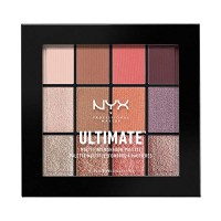 NYX PROFESSIONAL MAKEUP Ultimate Shadow Palette, Eyeshadow Palette, Su