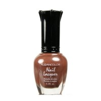 Kleancolor Nail Lacquer Dark Brown 52