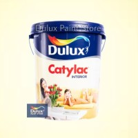 Dulux Catylac Interior Putih 1501 5 Kg Galon Ready Mix