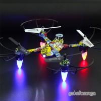 Sedang Diskon Time Gyro Helikopter Drone Rc Mini 4 Channel Mode