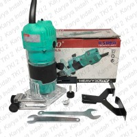 Wood Trimmer 6 mm NRT-PRO Mesin Router Profil Kayu 6mm 3709 HEAVY DUTY