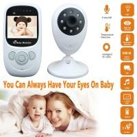 "2.4"" Audio Video Baby Monitor Wireless Digital Camera Night Vision"