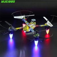 Sedang Diskon Gyro Helikopter Drone Rc Mini 4 Channel Mode Headless