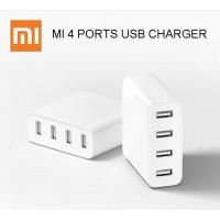 Xiaomi Charger 4 Port USB 2A Fast Charging - Original - Bergaransi