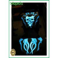 Cat Fosfor biru tosca ( otomotive, motor, mobil, sepedah dan besi )