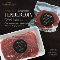 NZ Grass-Fed TENDERLOIN - Daging Sapi TENDERLOIN - Steak Cut (200gr)