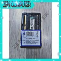 TERBARU RAM SODIMM KINGSTON DDR3 2GB PC12800 1600MHZ
