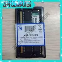 RAM SODIMM KINGSTON DDR3 4GB PC12800