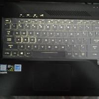 Keyboard Protector Asus ROG GL503 FX503 FX63 GL703