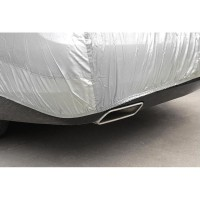 ` Body Cover / Sarung Mobil / Cover Mobil Nissan Serena Polyesther