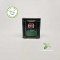 Minyak Zaitun Extra Virgin Olive Oil Sasso 175 ml Kaleng