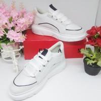 sepatu wanita fashion wanita murah SNEAKERS BEIER LORENZO PUTIH LIS