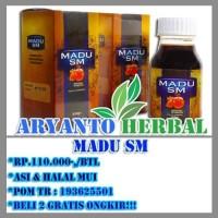 Madu SM ORIGINAL - Walatra Madu Murni Kemasan baru - Obat herbal