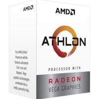 PROMO P2 AMD ATHLON 3000G (RADEON VEGA 3) 3.5GHZ AM4 BOX - 2 CORE