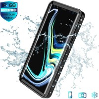 Samsung Note 9 Casing Vapesoon Waterproof Case Original
