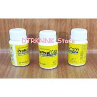 Protecal C200 Vitamin C 200 mg isi 200 (Dua Ratus) Tablet